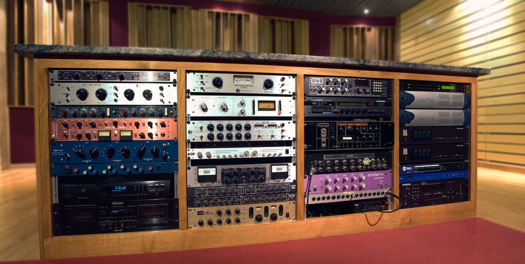 Jork Studios Pro Audio Studio Europe Slovenia